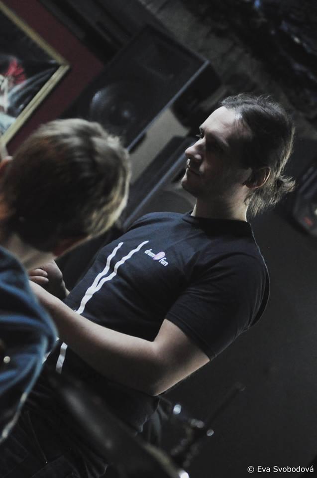 Lukáš Čech - výuka bicích nástrojů Brno